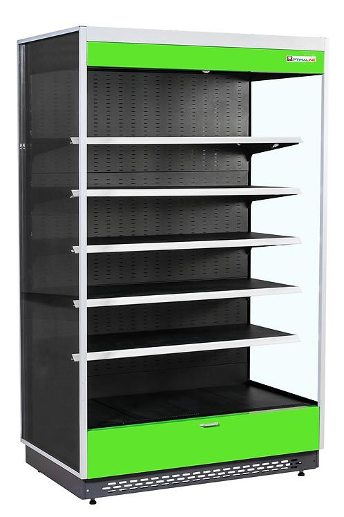 Горка холодильная OPTILINE ALPHA 3750/80 V