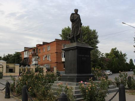 Первый Памятник Александру I
