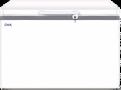Морозильный ларь с глухой крышкой МЛК-350