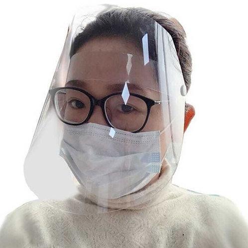 Маска защитная для лица (экран) ПЭТ