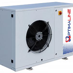 Малошумный холодильный агрегат CALIBER-3-ZB015