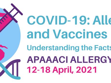 APAAACI Allergy Week 2021 - Press Brief
