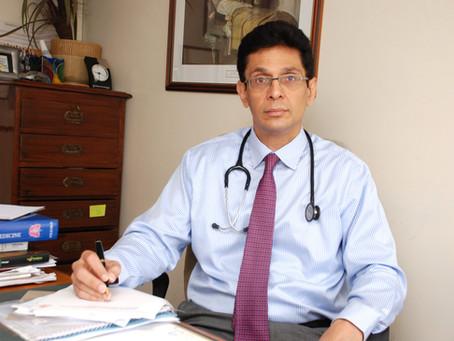 COVID-19 Pandemic Response Core Committee Member Feature: Dr Zarir F Udwadia