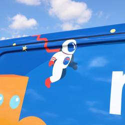 Muse mobile_spaceman detail