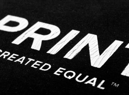 We Love Direct To Garment Printing. Here's why: