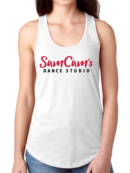 Ladies Racer Back Tank Top