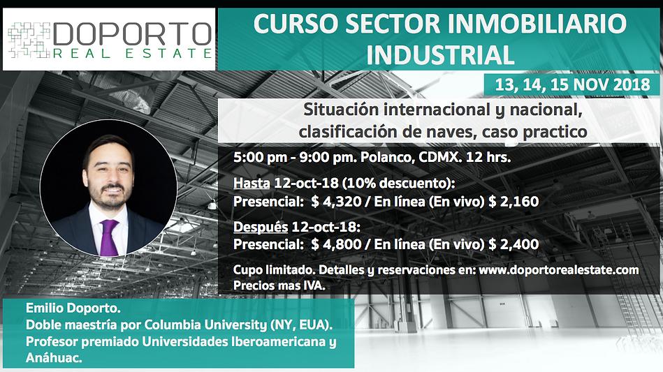 Sector Industrial - Flyer - 13,14,15nov1