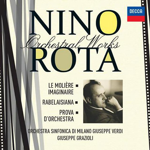 ROTA: ORCHESTRAL WORKS VOL.3