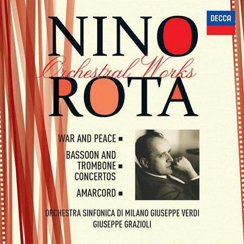 ROTA: ORCHESTRAL WORKS VOL.2