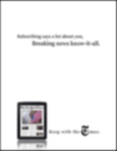 megan fountain, meganfountain.com, New York Times, digital, ipad, news, breaking, wall street, subscribe