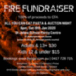 FIRE Pasta & Auction Fundraiser.png