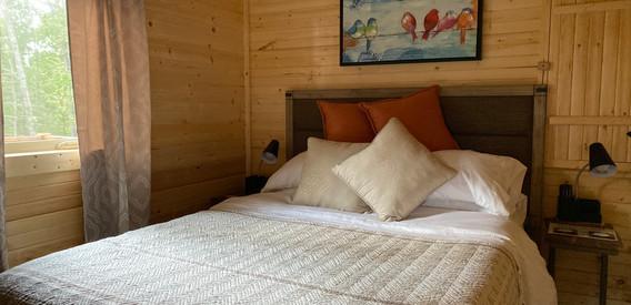 Lazy Bear Bedroom