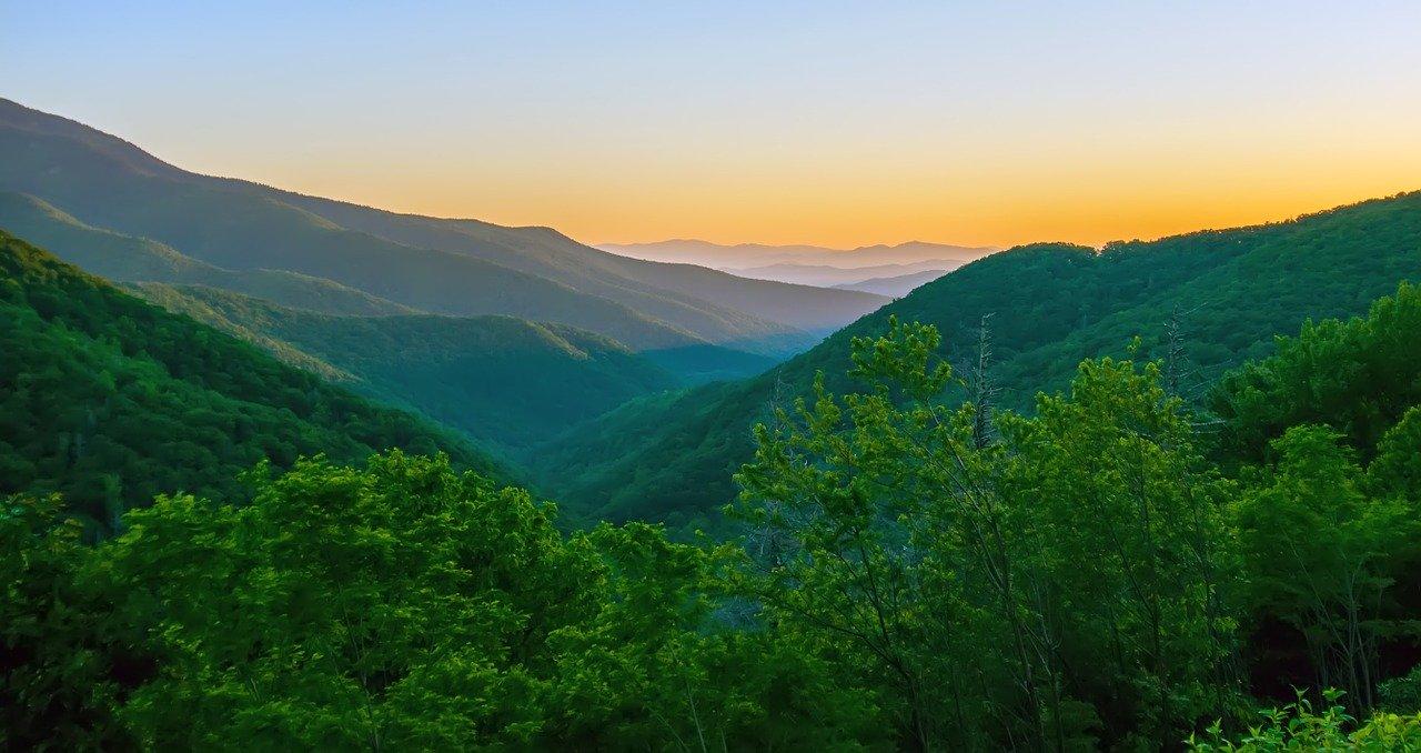 Amazing Blue Ridge Parkway Photo