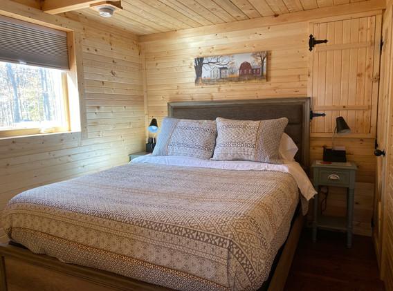 Pine Wood Bedroom