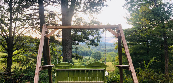 Mountain View at the Green Swing