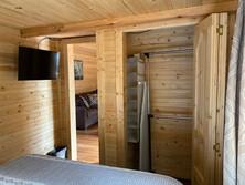 Mountain Breeze Bedroom Closet/TV