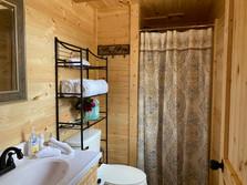 Lazy Bear Bathroom