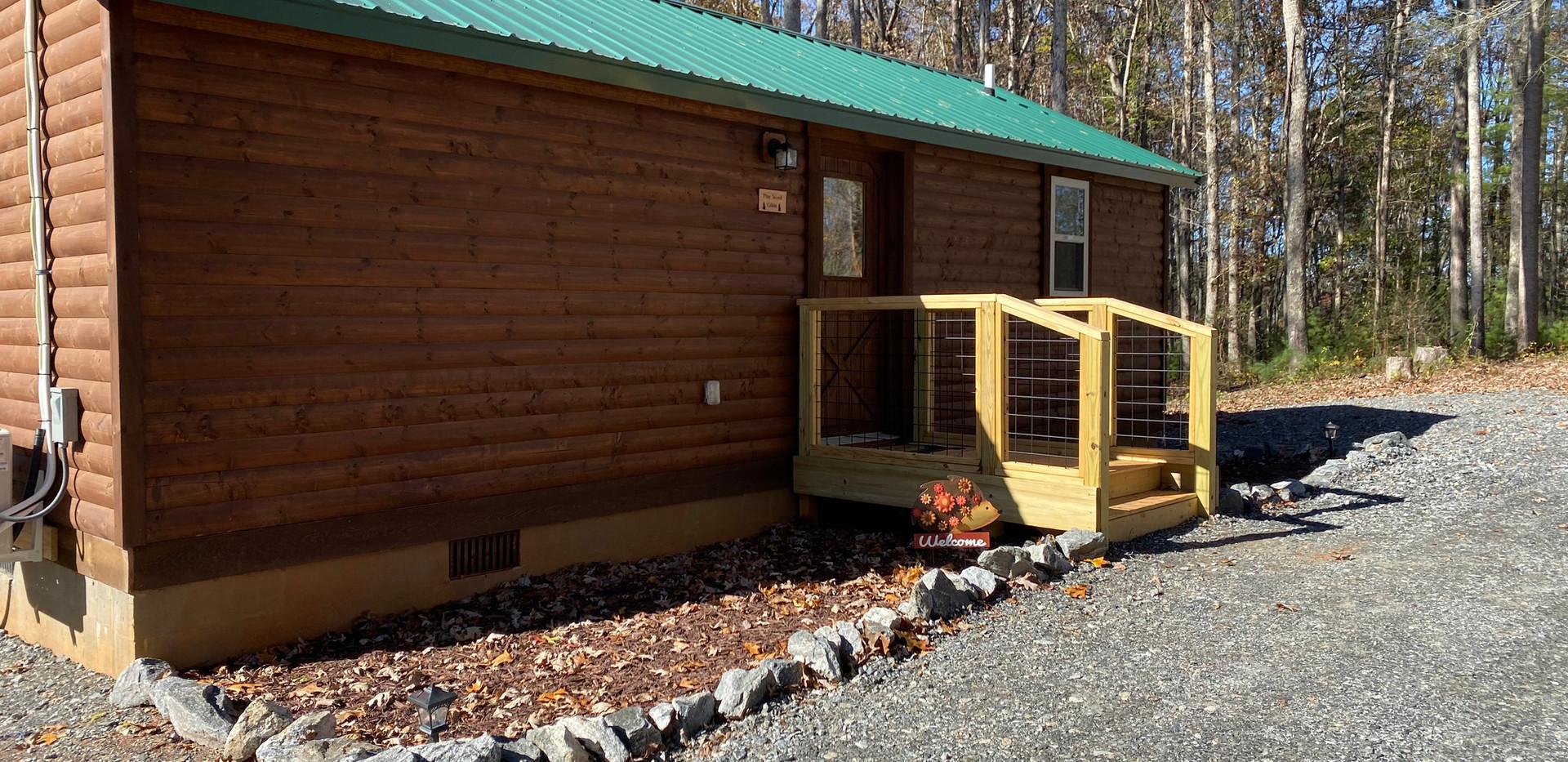 Pine Wood Cabin