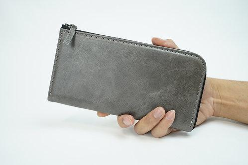 long wallet/ロングウォレット(グレー)