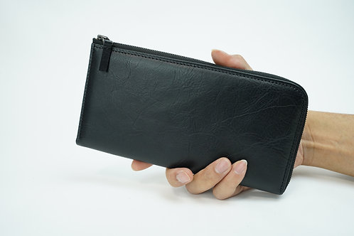 long wallet/ロングウォレット(ブラック)