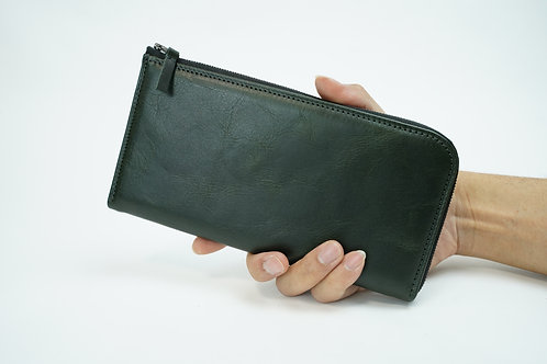 long wallet/ロングウォレット(グリーン)