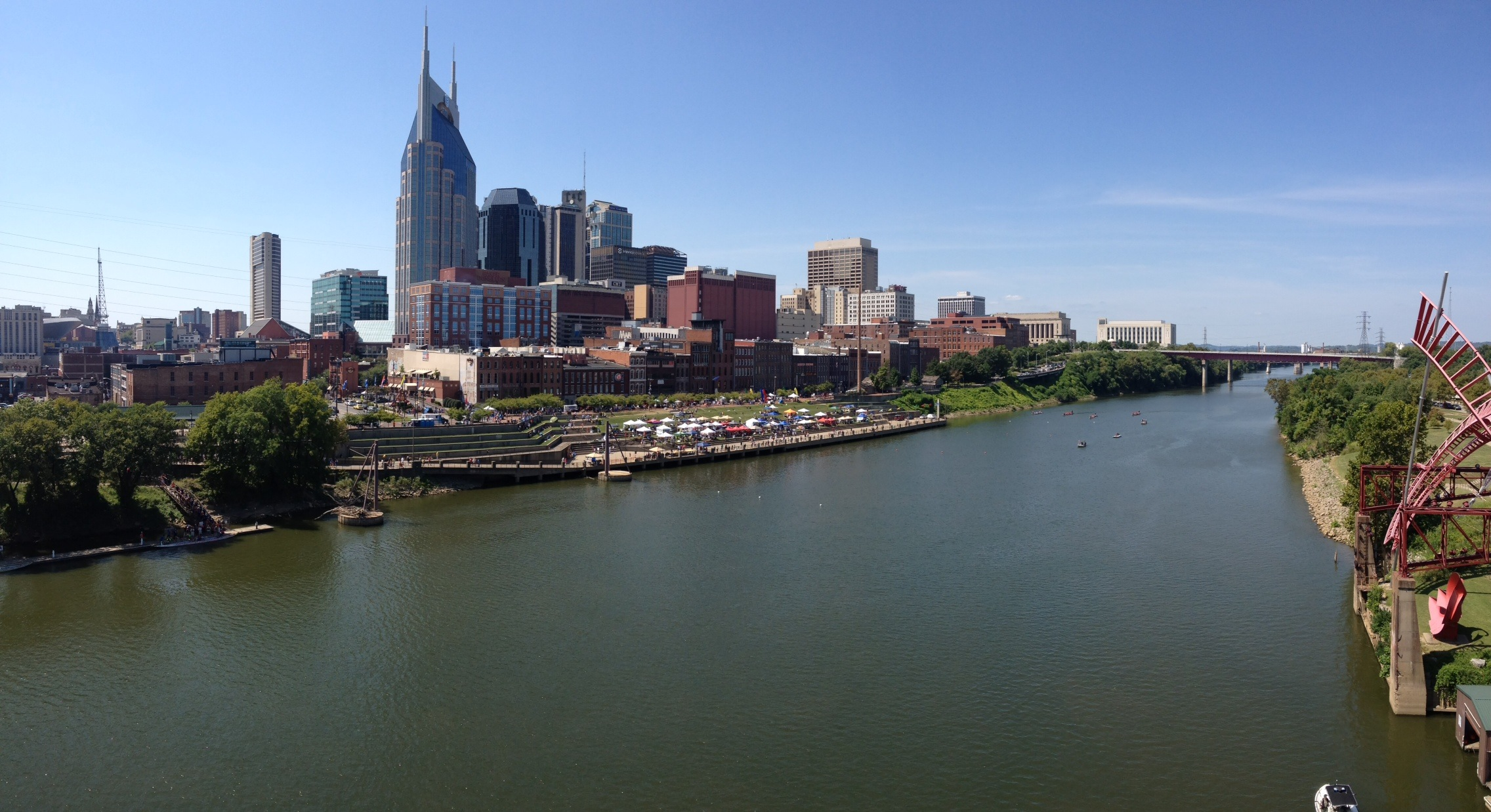 The Cumberland River
