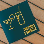 The Harburger | Cocktails & Bites