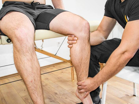 When Do You Need Sports Rehab?