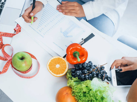 Food and Nutrition: Health & Fit Facts