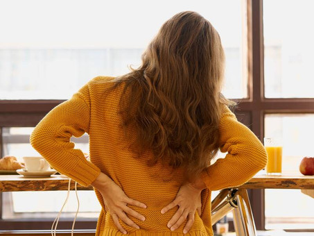 Chronic Lower Back Pain: Explained