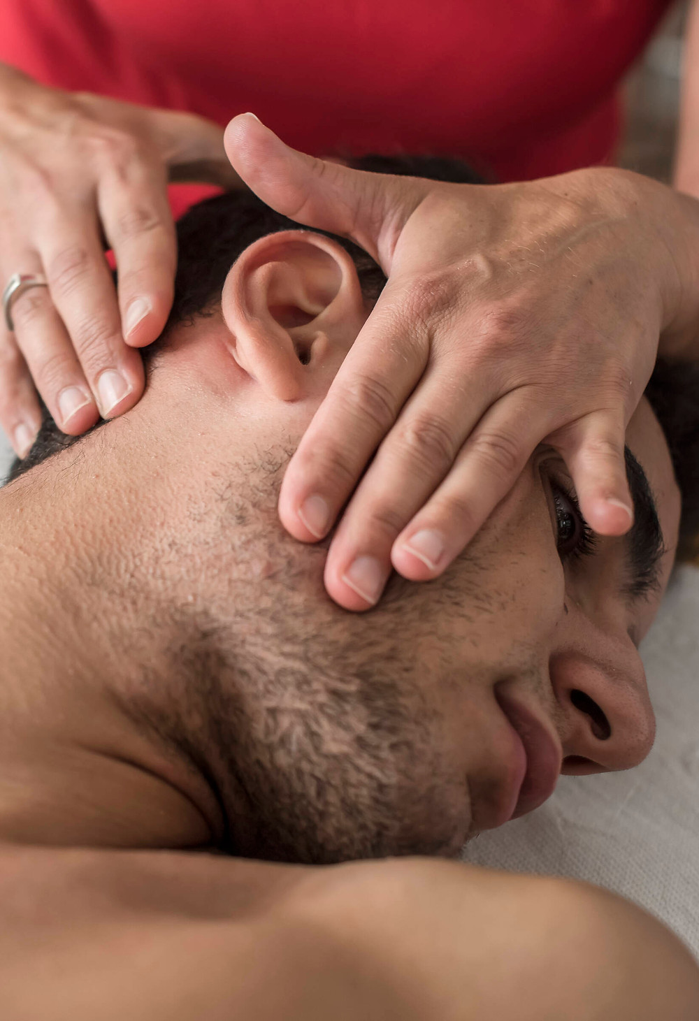 Treating TMJ with OMT