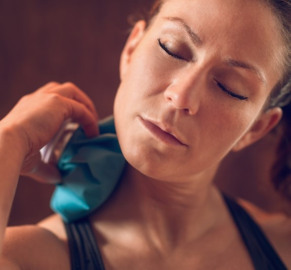 heat therapy for neck pain