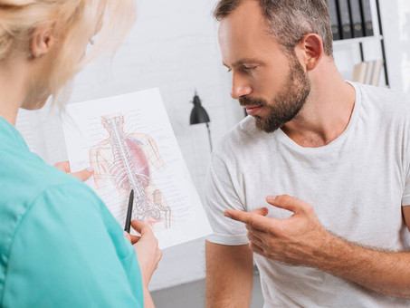 Spinal Misalignments Chiropractic Treatment Can Correct