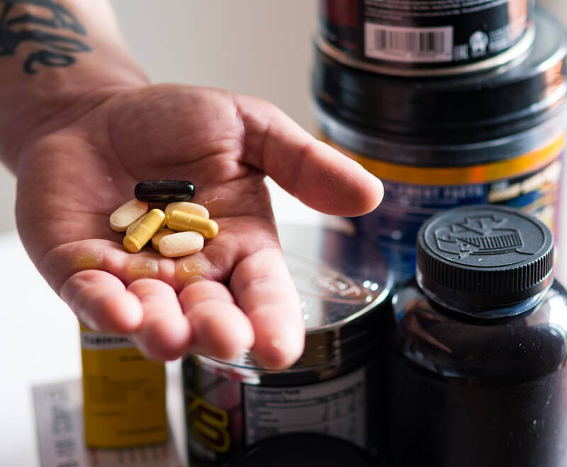 nutritional supplements for sports