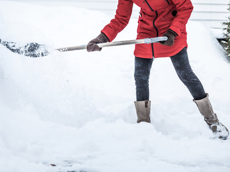 Safely Shoveling Snow And Tips To Avoid Injuries