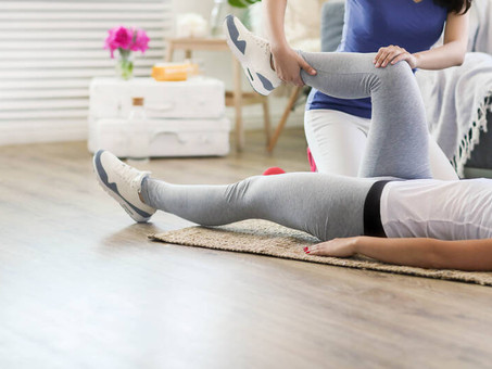 Sports Rehabilitation Strengthening Exercises Post Surgery