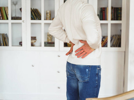 10 Bad Habits That Cause Back Pain