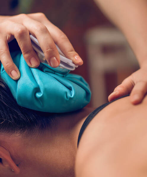 cold or hear therapy for neck pain