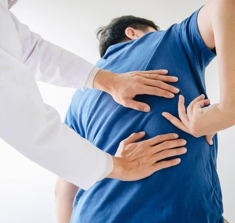 treating back pain