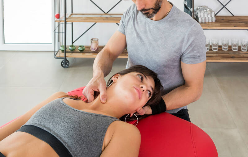 myofascial release for jaw pain