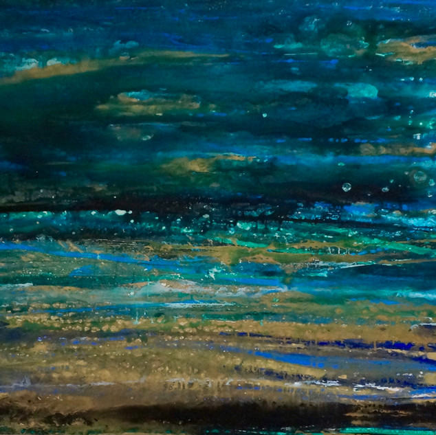 """Moonlit Shallows""(sold)"