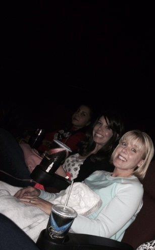 Shadi, Lauren, Megan