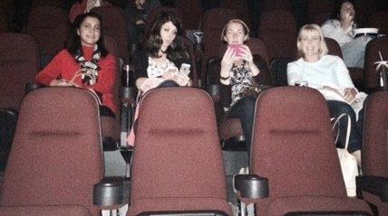 Shadi, Lauren, Colleen, Megan