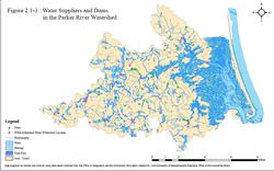 Water Supplies & Dams