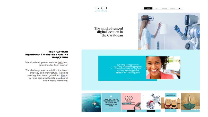 Tech Cayman