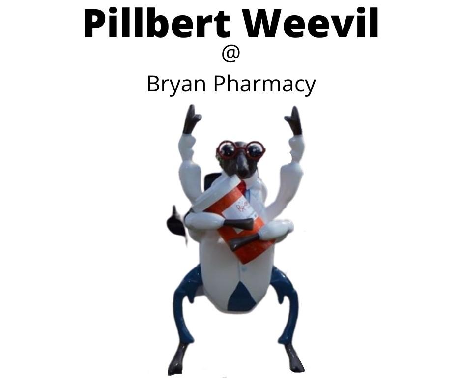 Pillbert Weevil