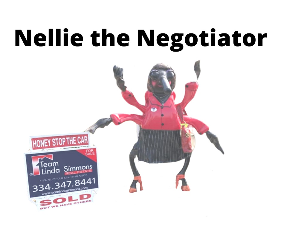 Nellie the Negotiator