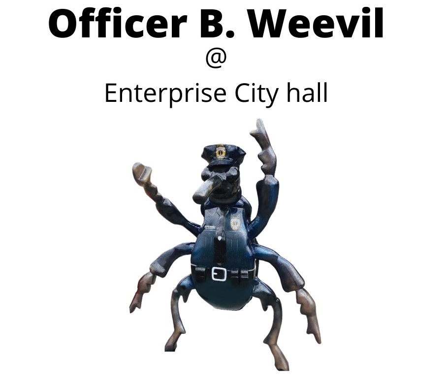 Officer B. Weevil