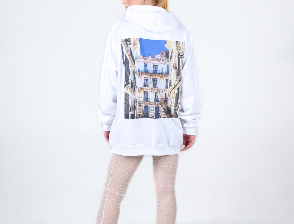 UNKNOWN SHORE HOODIE