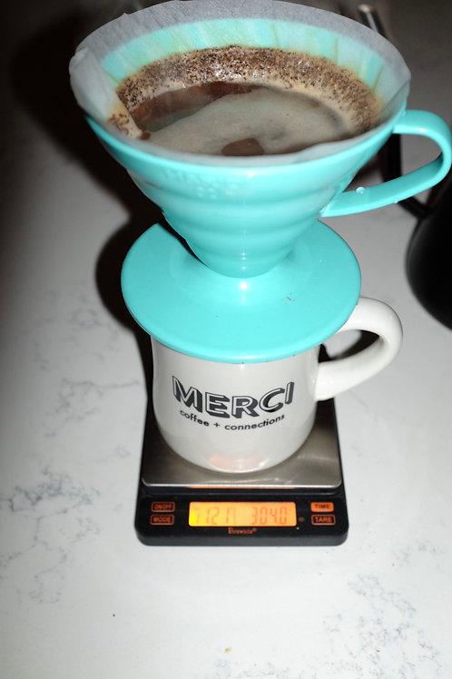 Merci Ceramic Diner Mug
